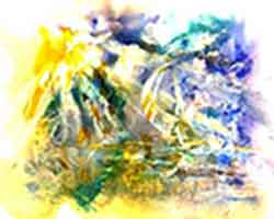 A Technique I Use To Make Fantastic Art Paintings art by Carol May