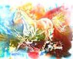 Prophetic Paintings art by Carol May