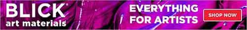 Blick banner - purple