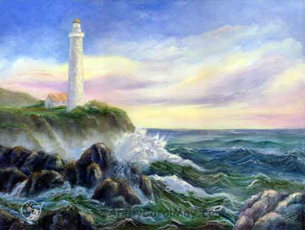 Answers to questions about how to oil paint by artist Carol May